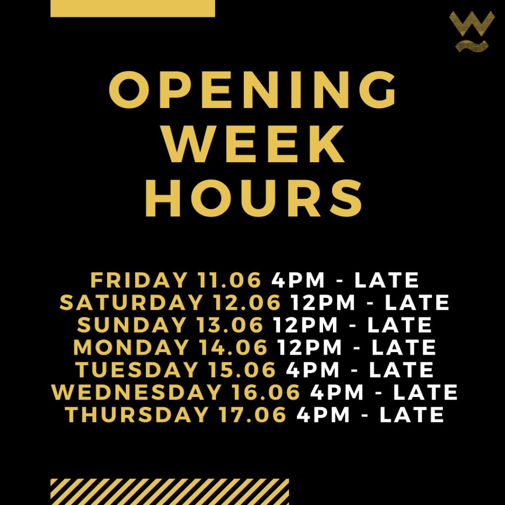 pub re-opening